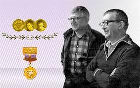Липецкий писатель стал лауреатом премии Братьев Стругацких